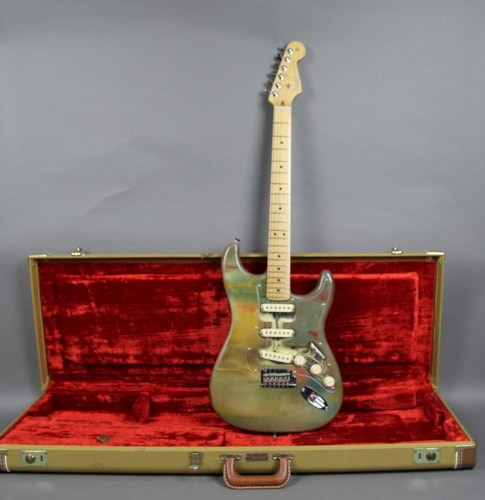 2014 Fender® Stratocaster® Lance Mountain Hand Painted Limited Edition Gu