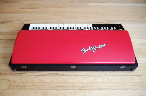 1969 Fender® Contempo Combo Organ Vintage Keyboard KB2016 Organ, Serviced