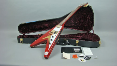 2015 Gibson Custom Shop Flying V, '59 Reissue