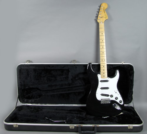 1979 Fender  Stratocaster Vintage American Electric Guitar Cathay Ebony