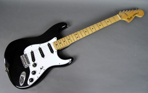 1979 Fender®  Stratocaster® Vintage American Electric Guitar Cathay Ebony
