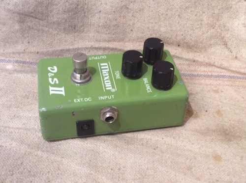 1979 Maxon D&S II Distortion Sustainer