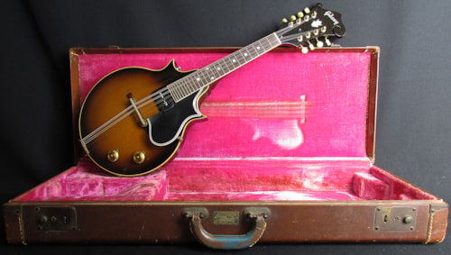 1954 Gibson EM-200 Solid Body Electric