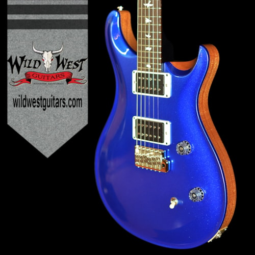 2016 Paul Reed Smith PRS CE 24 Royal Blue Metallic