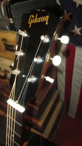 1968 Gibson B-25 N Small Bodied Acoustic