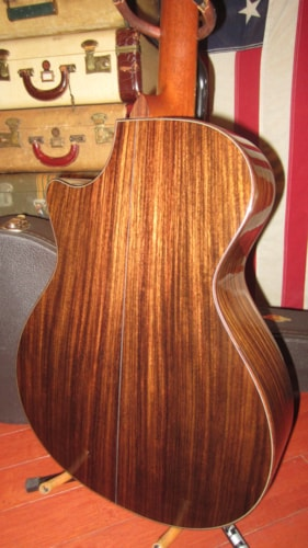 2006 Taylor Model 712 Cutaway Acoustic Electric