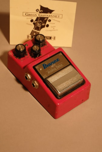 1980 Ibanez AD-9 Analog Delay
