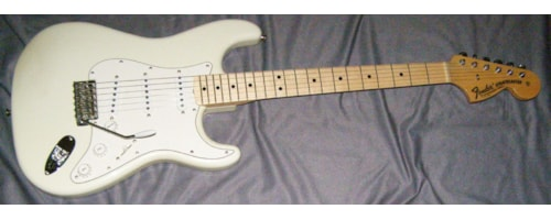 2005 Fender® Custom Shop '69 Stratocaster® NOS