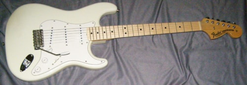 2005 Fender Custom Shop '69 Stratocaster NOS