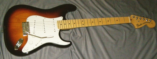 2012 Fender® Stratocaster® American Special