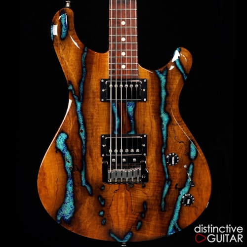 Knaggs Severn T3 Spalted Maple / Lapis