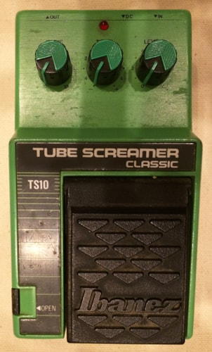 Ibanez TS-10 Tube Screamer Classic