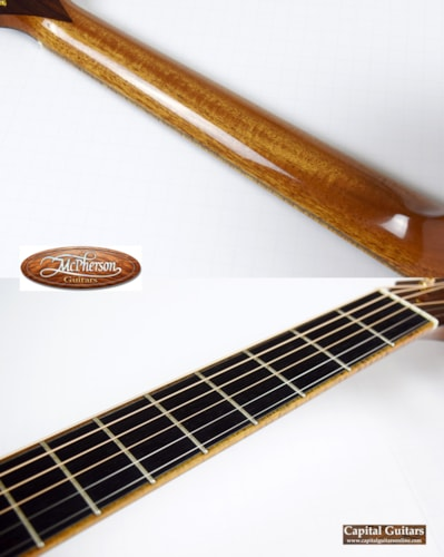 2013 McPherson Camrielle 3.5 Engleman / Rosewood