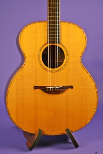 1998 George Lowden Luthier Guitar O Custom Brazillian Rosewood