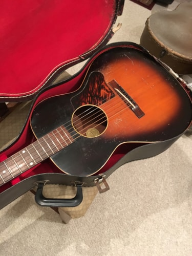 1936 Gibson/Carson J. Robison L-00 style