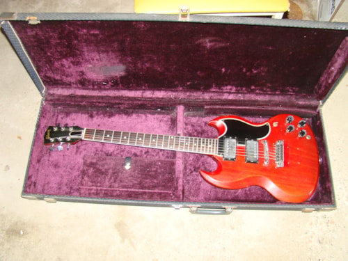1961 Gibson SG Special (Altered)/on hold!