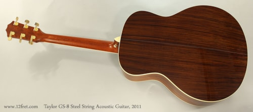 2011 Taylor GS-8