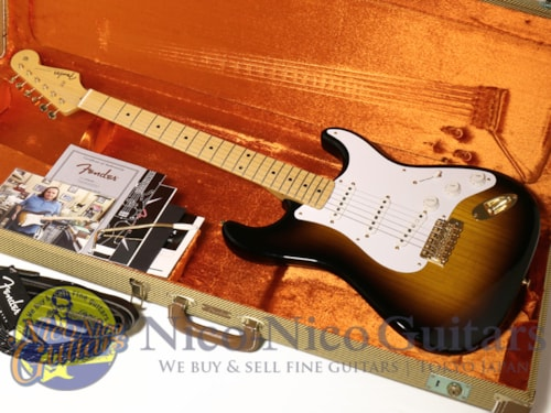 2009 Fender® Custom Shop Masterbuilt '56 Stratocaster® NOS by John Cruz