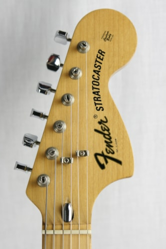 1974 Fender® Stratocaster® Olympic White! Maple Neck, Staggered Pole Pups!