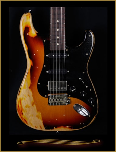 2016 Suhr Classic Antique Extra Heavy Aging with Rosewood Fretboard