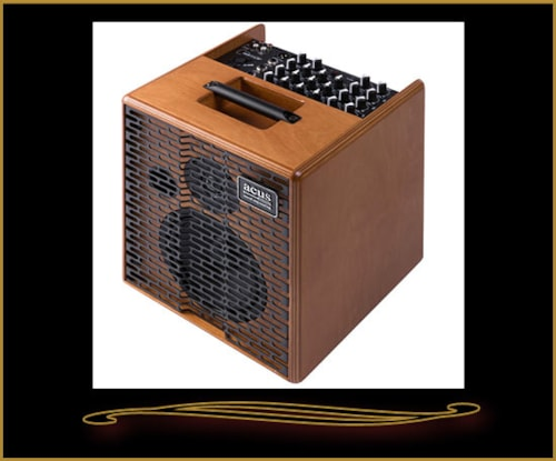 2016 Acus One for Strings 6T Acoustic Amp