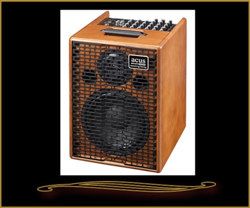 2016 Acus One for Strings 8 Acoustic Amp