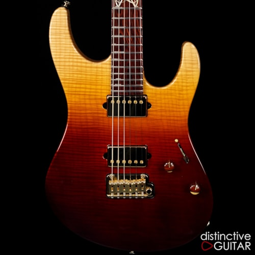 Suhr Custom Modern Distinctive Select 1 Pc Flame Maple