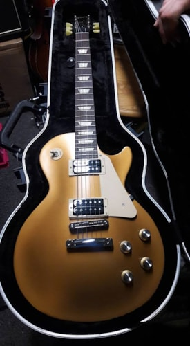 2015 Gibson Les Paul Tribute Goldtop from Fortmadisonguitars.com