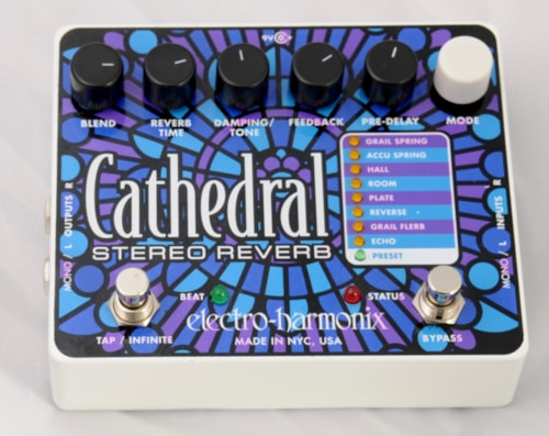 ~2017 Electro Harmonix EH Cathedral