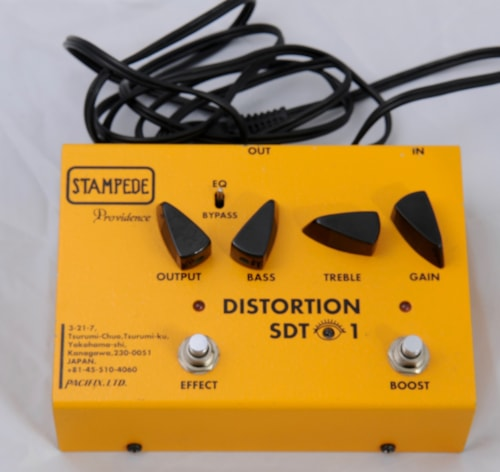 Providence Stampede Distortion SDT1