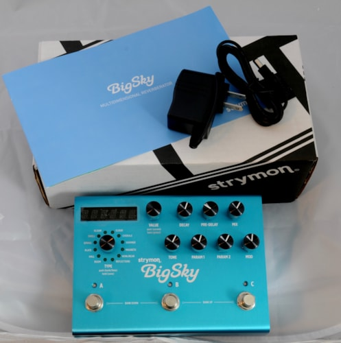 ~2016 Strymon Big Sky