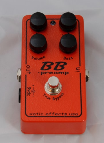 ~2017 Xotic BB Preamp