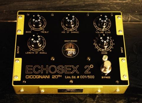 2016 Echosex Echosex 2: Cicognani 20th Ann LIMITED EDITION