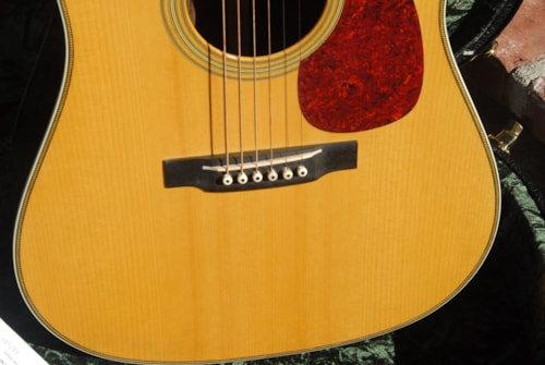 1999 Martin D-28 Golden Era