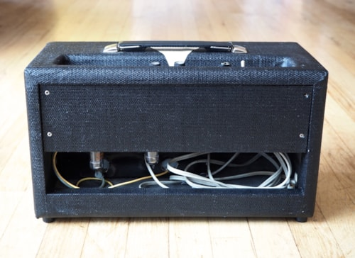 1965 Airline 62-9019B Tube Reverb Unit Vintage USA Made Valco Supro