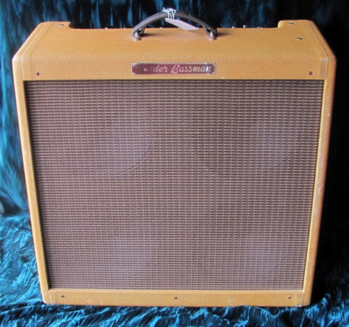 Fender 59 Bassman Ltd Reissue