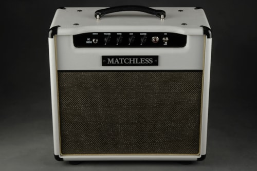 Matchless SC-Mini - 1x12 White Tolex/Gold Grill