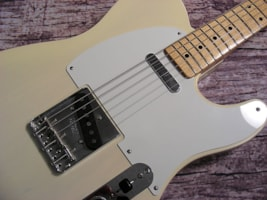 2012 Fender® 1958 Telecaster® American Vin tage Reissue