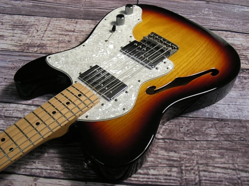 1998 Fender® 1972 Reissue Fender® Telecaster® Thinline