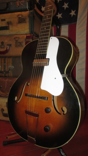 ~1957 Harmony Roy Smeck Model H-51 Hollowbody