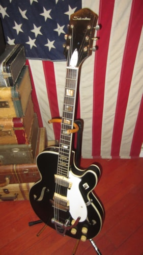 ~1963 Silvertone Model 1446 Chris Isaak