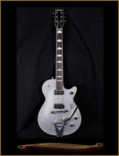 2016 Gretsch® G129T-1957 Silver Jet Reissue with Bigsby
