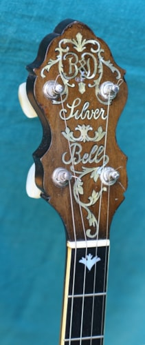 ~1930 Bacon & Day Silver Bell #2 Tenor Banjo