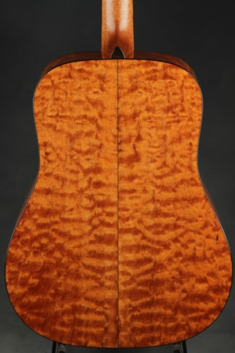 Bourgeois D Aged Tone/Quilted Mahogany