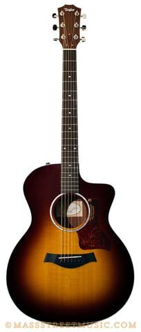 2014 Taylor 214ce SB Deluxe with Expression System
