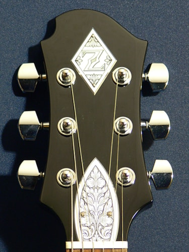 Zemaitis A24SU BLACK PEARL DIAMOND