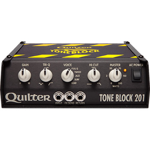 2016 Quilter Tone Block 201 Guitar Amplifier Head