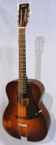 ~1932 Regal Carved Top Arch Top