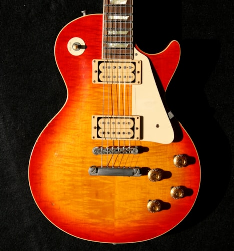 1980 Tokai Reborn Old LS-120 w OHSC! One of the rarest Pre-Lawsuit Gibson Les Paul