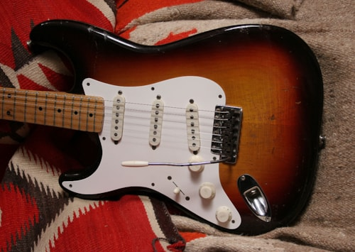 Fender LEFTY Strat